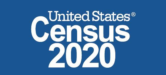 US 2020 Census logo