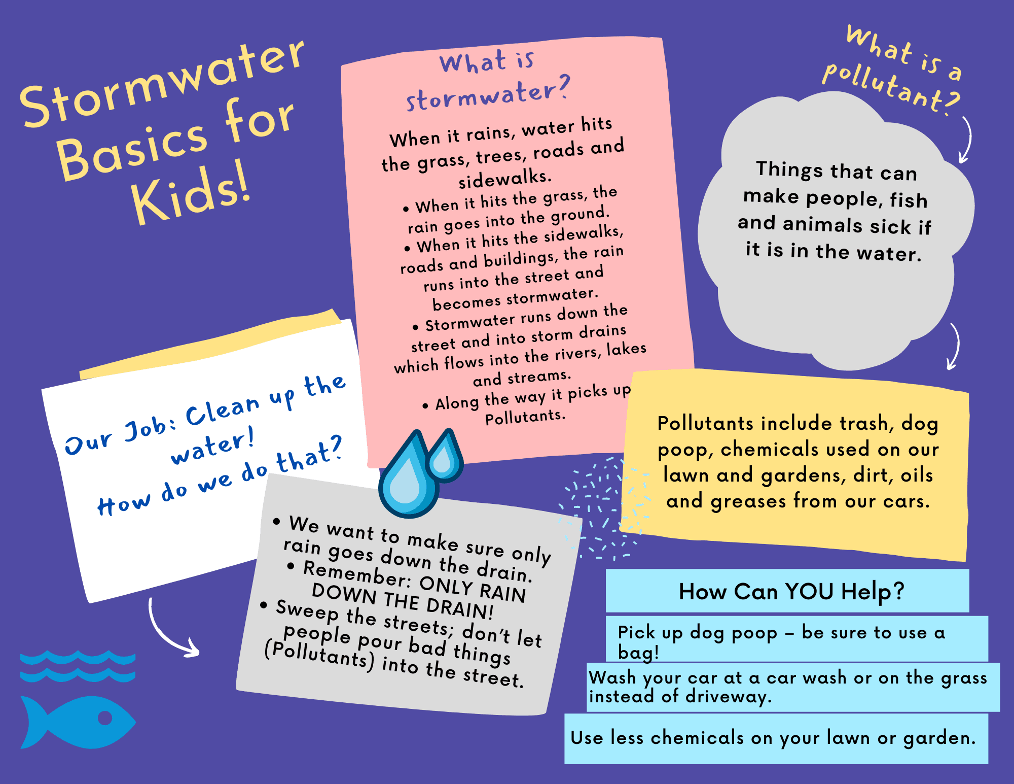 Stormwater Basics for Kids