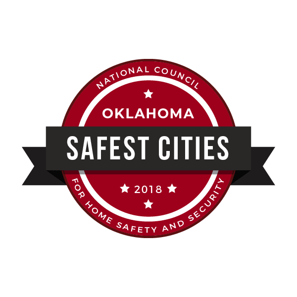 Safe Cities Badge Logo