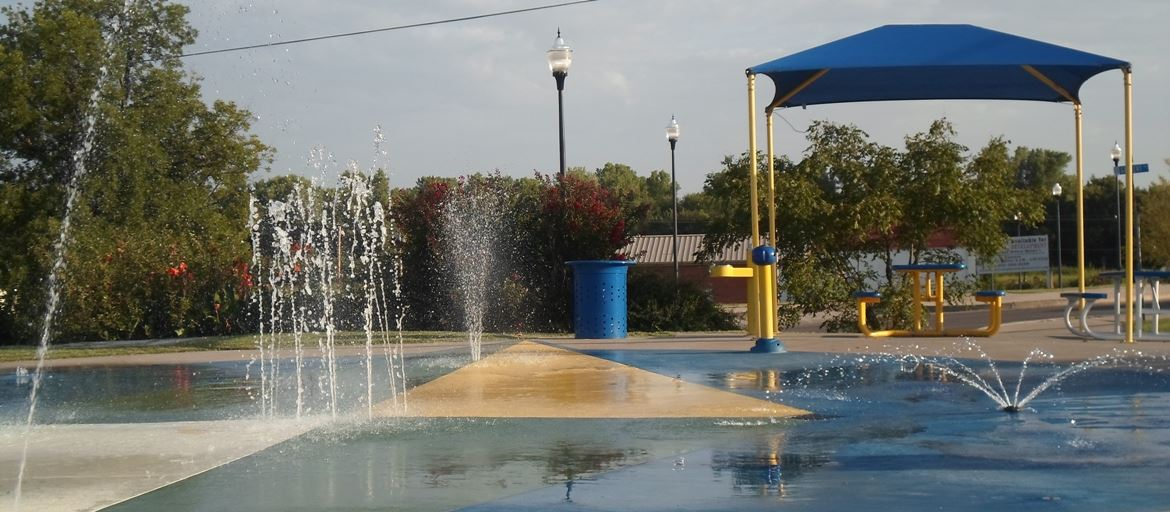 Barrel Springs Splash Pad